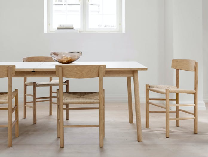 Fredericia J39 chairs 1