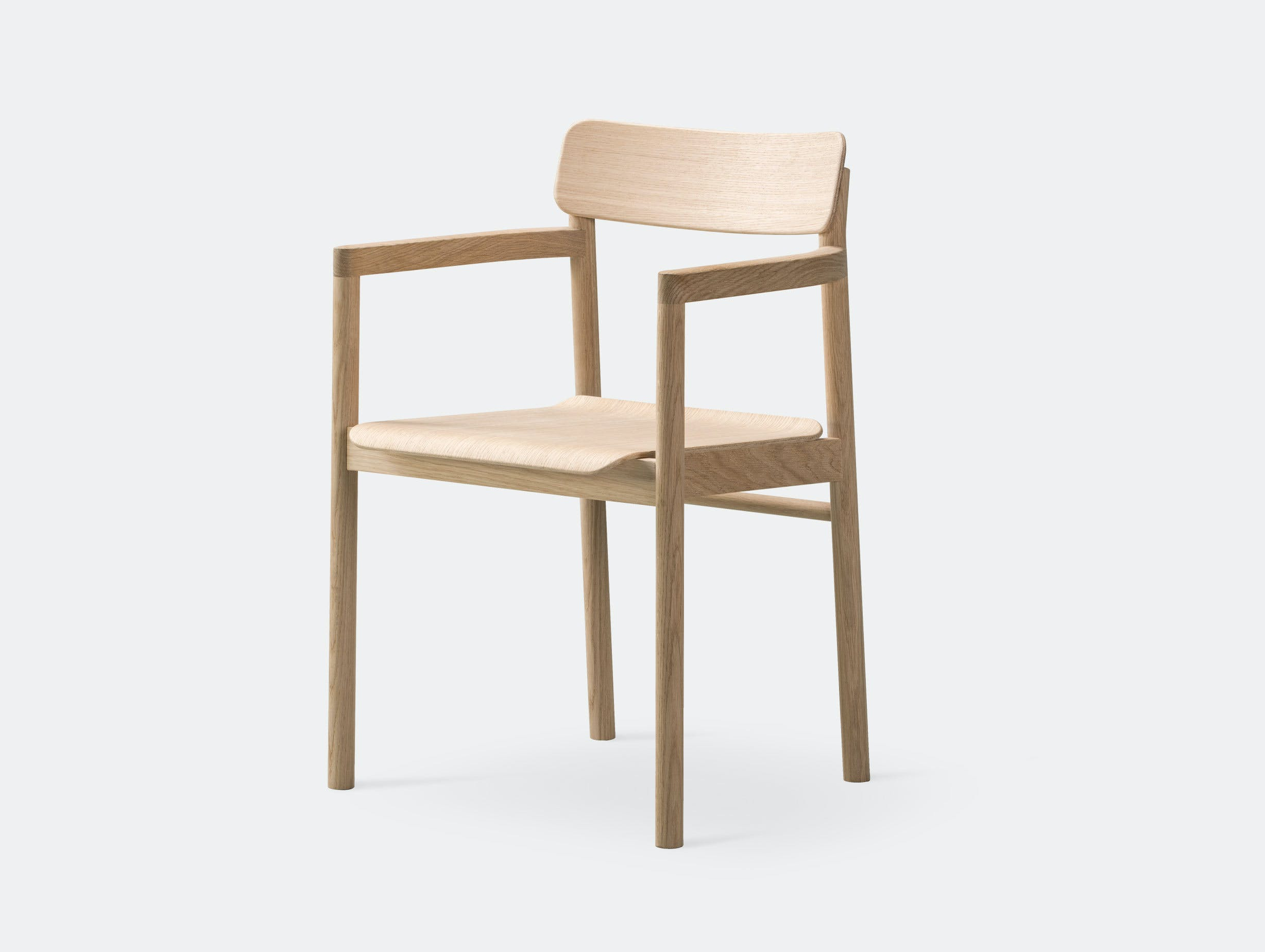 Fredericia Post Chair oak Cecilie Manz