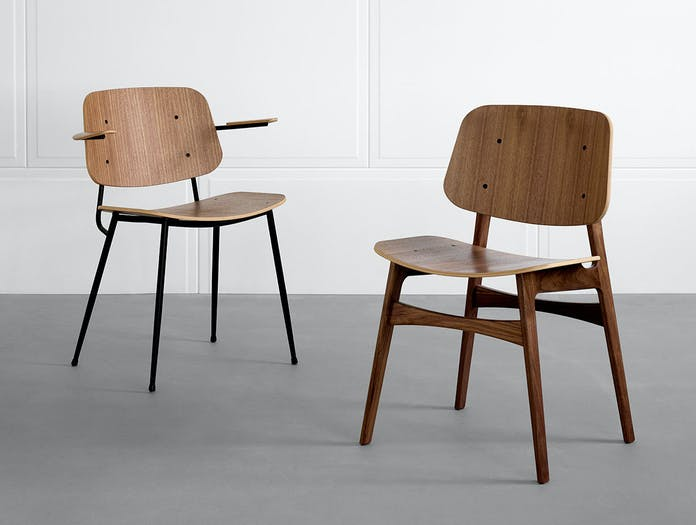 Fredericia Soborg chairs 1