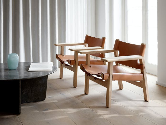 Fredericia Spanish chairs 1