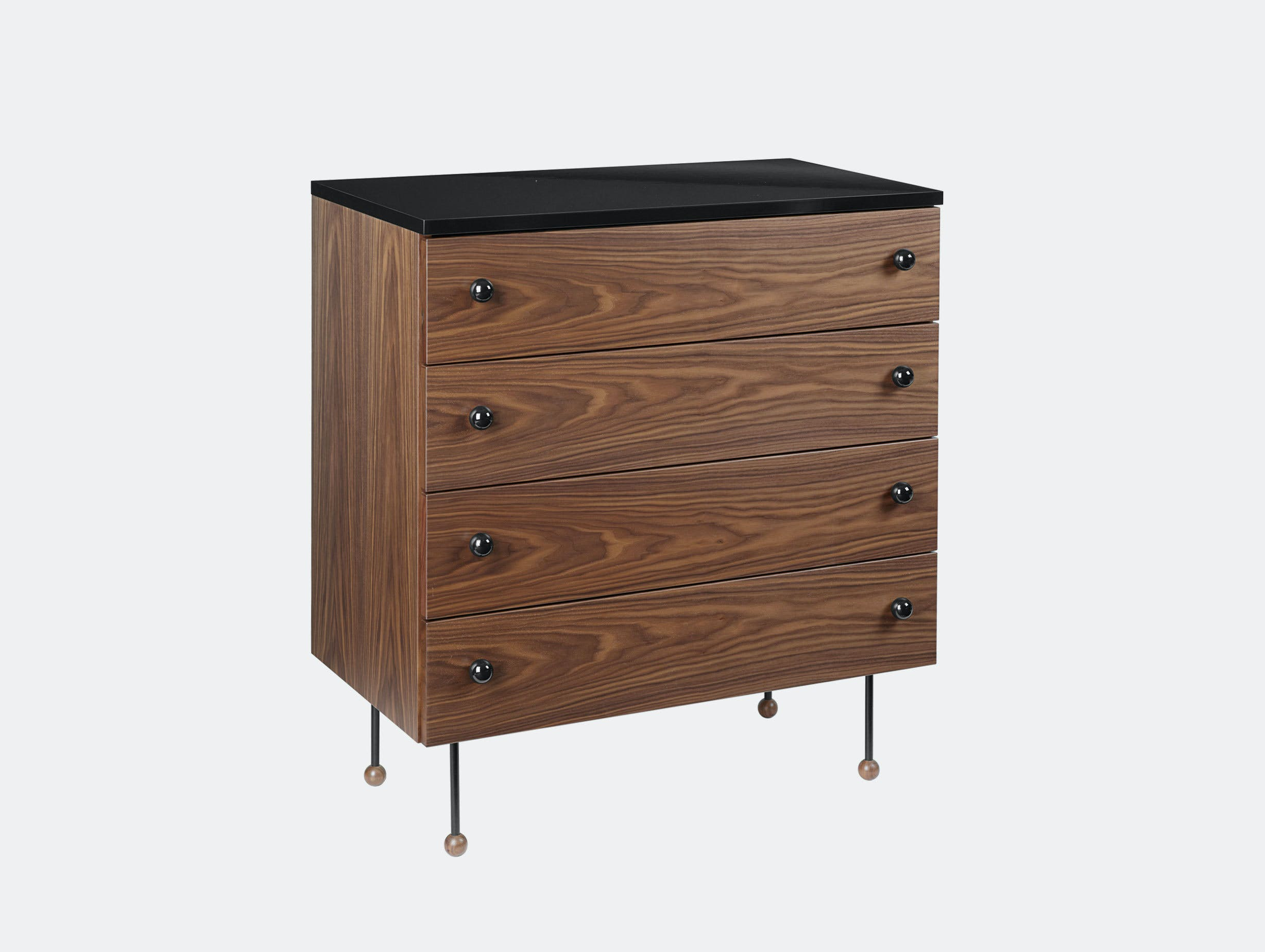 Gubi 62 Series Chest of Drawers Greta Grossman