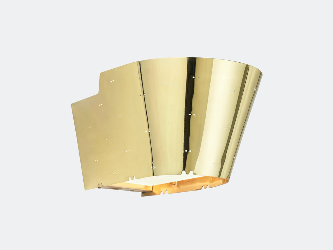 Gubi 9464 Wall Lamp brass Paavo Tynell