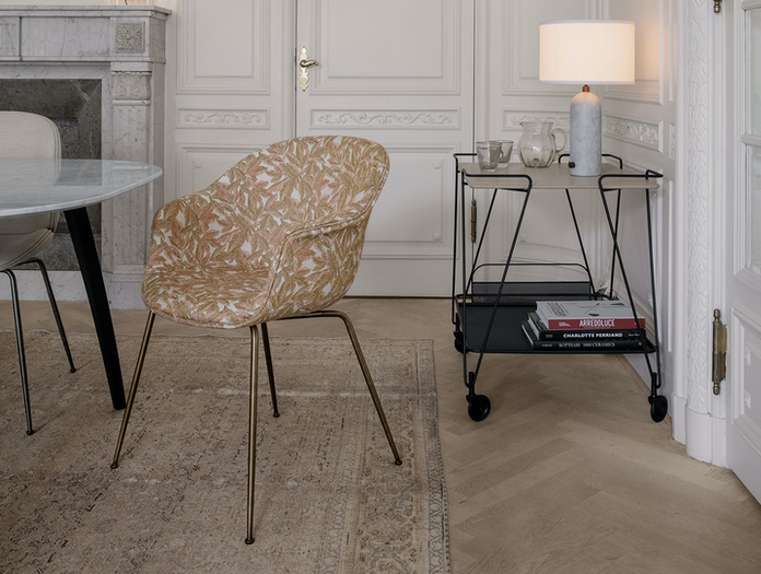 Gubi Bat Dining Chair Mategot Trolley Gravity Table Lamp