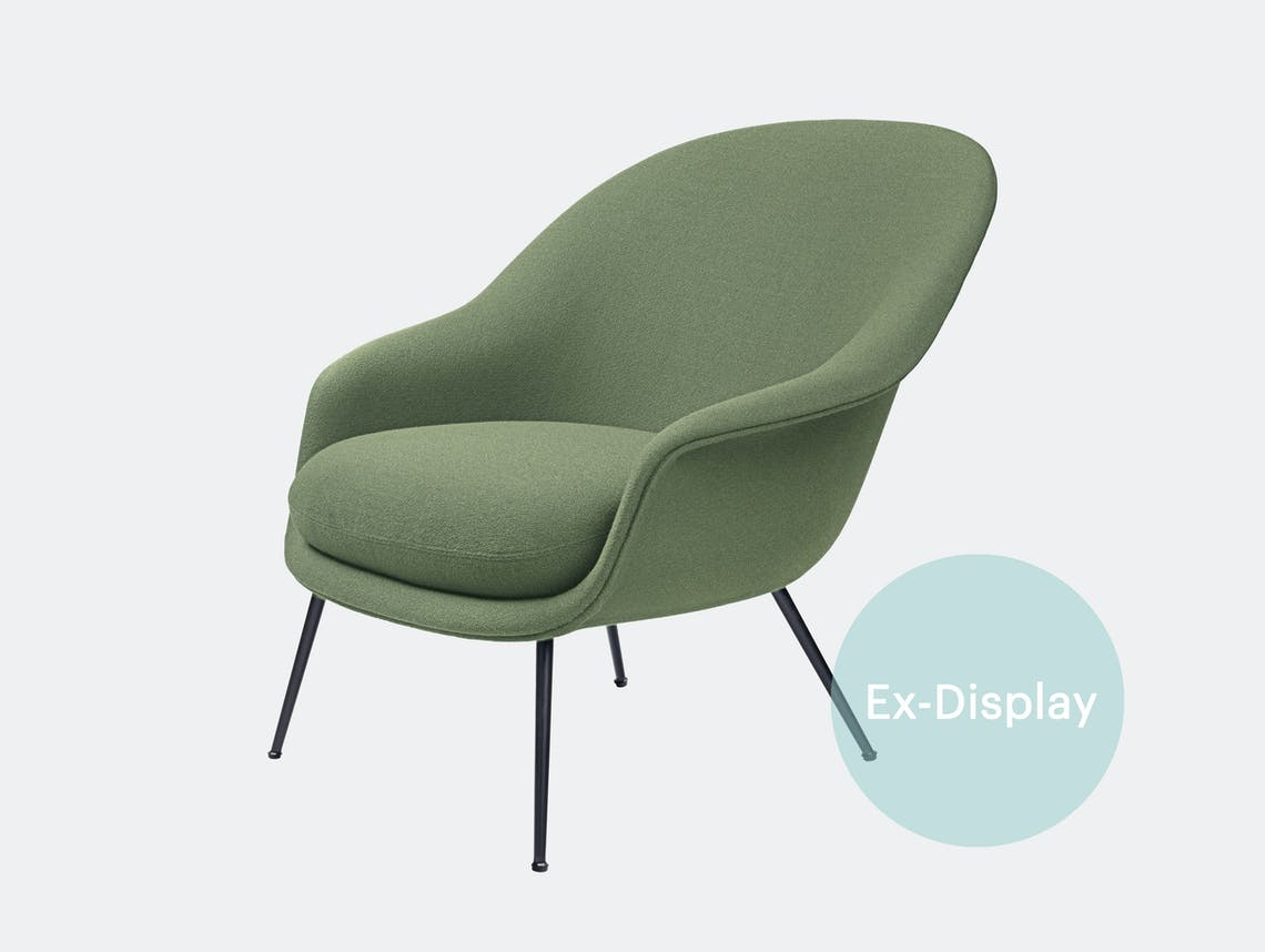 Gubi Bat Lounge Chair ex display