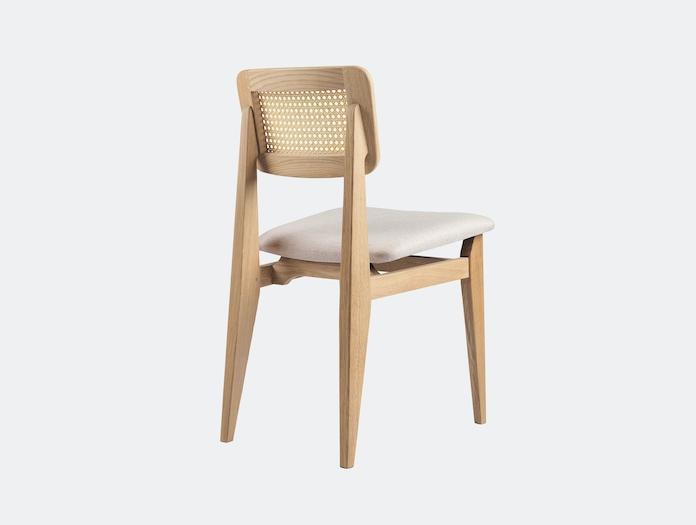 Gubi C Chair Dining Chair Oak Sinequanon 8 Fabric Marcel Gascoin