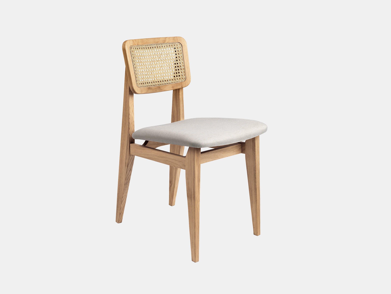 Gubi C Chair Dining Chair Oak Sinequanon 9 Fabric Marcel Gascoin