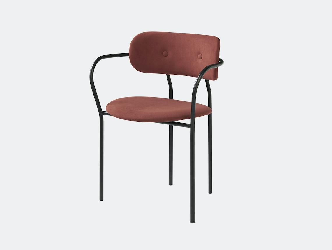 Gubi Coco Dining Armchair