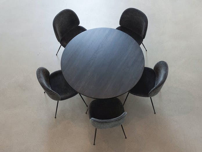 Gubi Moon Dining Table 2 Space Copenhagen