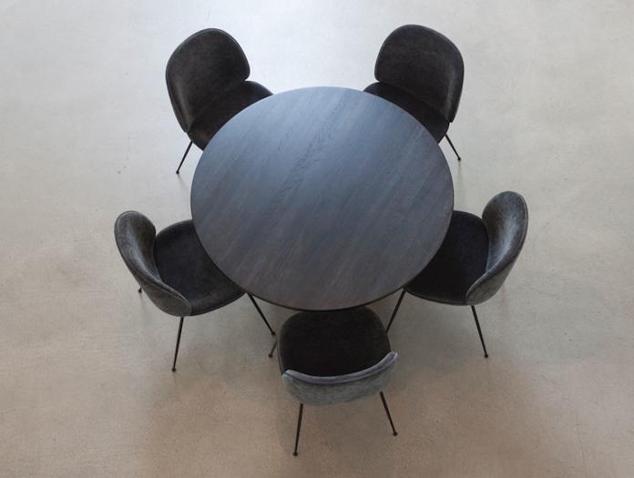 Gubi Moon Dining Table 2 Space Copenhagen