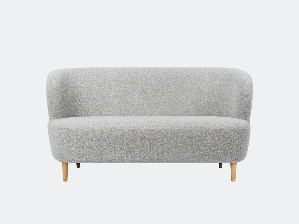 Stay Sofa - Wooden Legs image