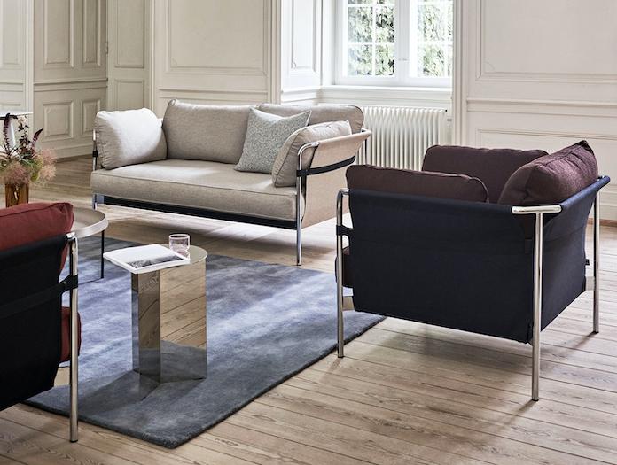Hay Can Armchair 2 seater Sofa Ronan Erwan Bouroullec