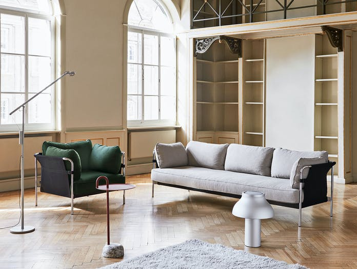 Hay Can Armchair 3 seater Sofa Ronan Erwan Bouroullec