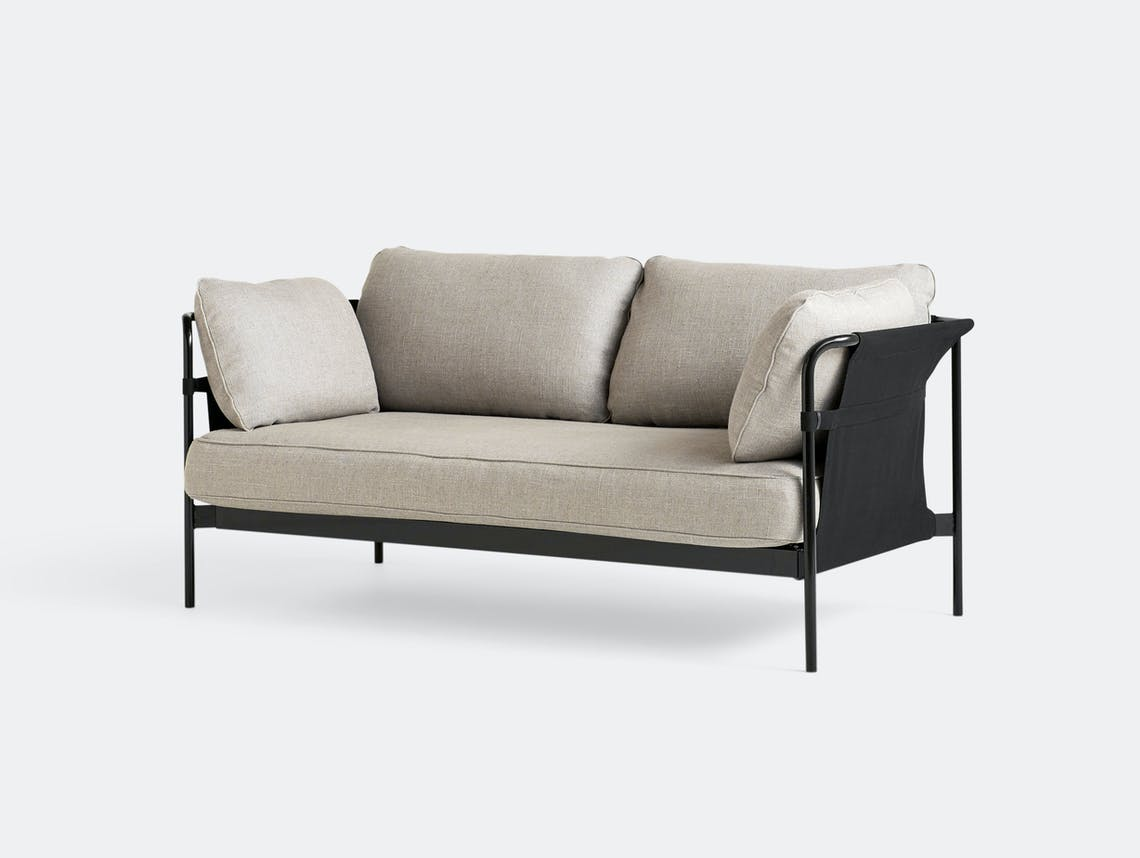 Hay Can Sofa 2 seater Roden 04 Ronan Erwan Bouroullec