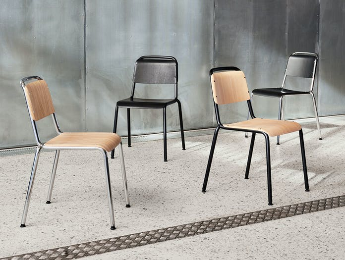 Hay Halftime Chairs COBE Studio