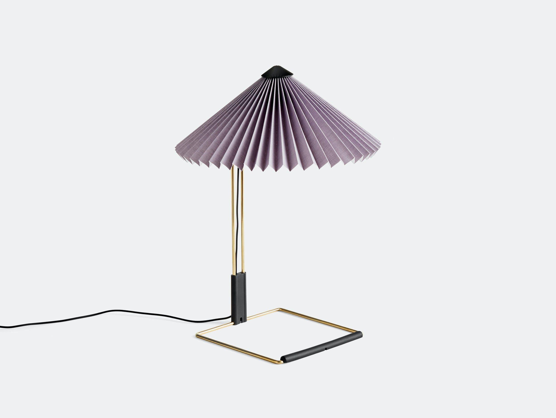 Hay Matin Table Lamp S Lavender Inga Sempe