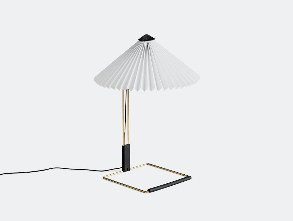 Hay Matin Table Lamp S White Inga Sempe