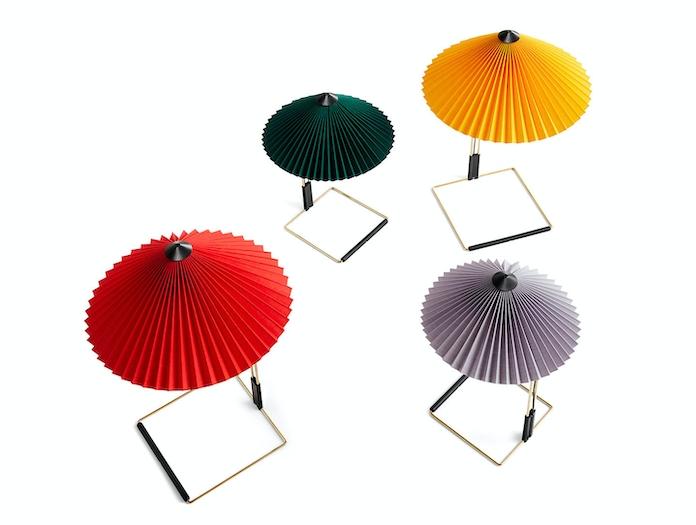 Hay Matin Table Lamp family 1 Inga Sempe