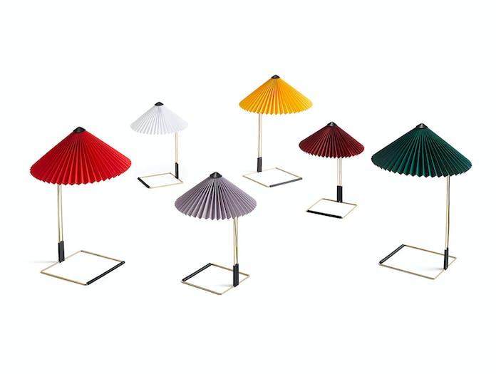 Hay Matin Table Lamp family 2 Inga Sempe