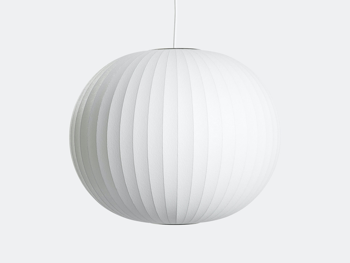 Hay Nelson Ball Bubble Pendant M George Nelson