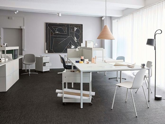 Hay New Order Workspace 2 0 Stockholm Furniture Fair 2018