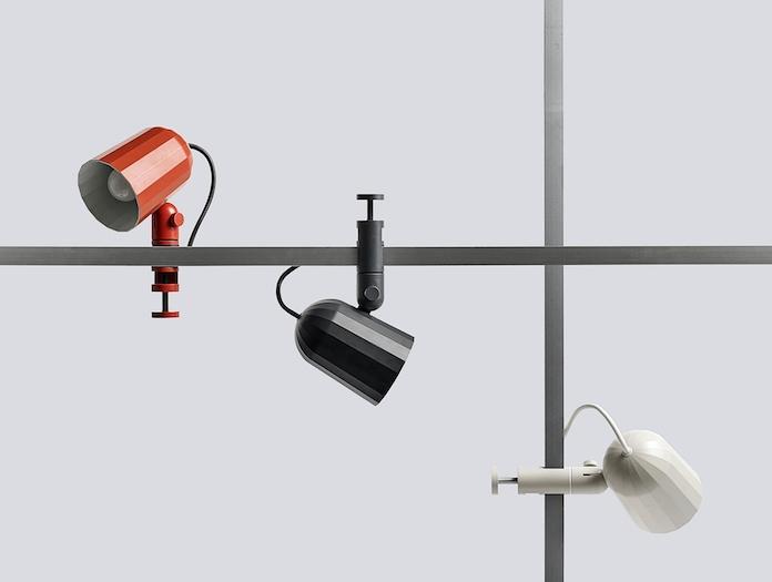 Noc Clip Lamp