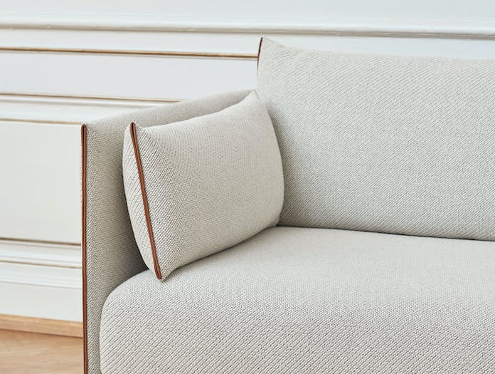 Hay Silhouette Sofa Arm Cushion Detail Gam Fratesi