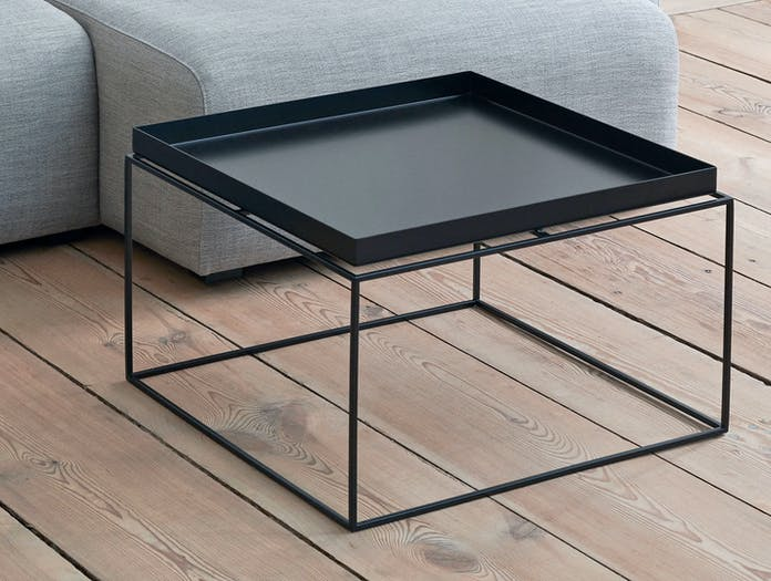 Hay Tray Table coffee table black 2