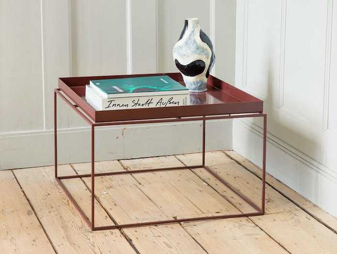 Hay Tray Table coffee table chocolate 2