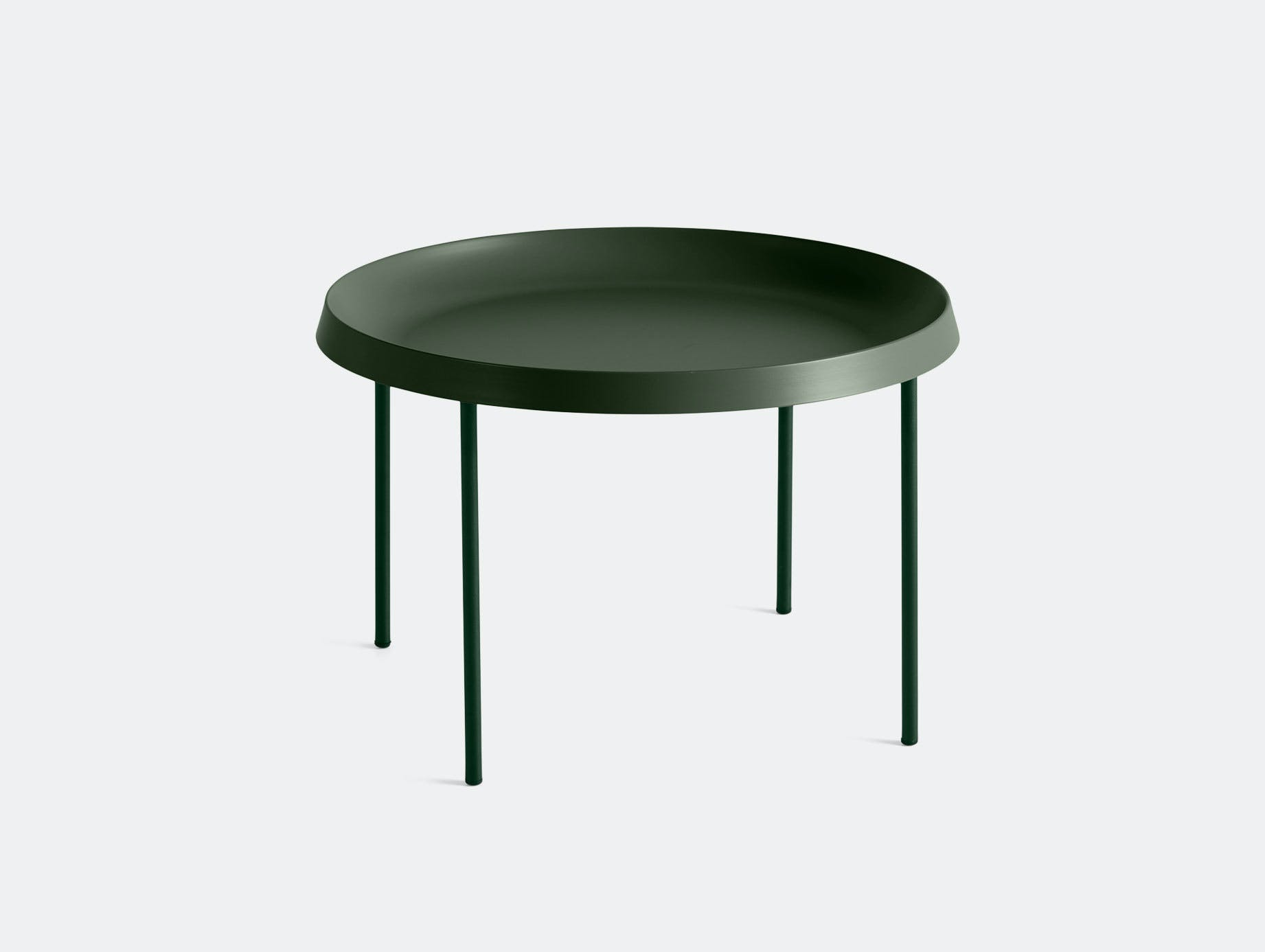Hay Tulou Coffee Table Green Gam Fratesi