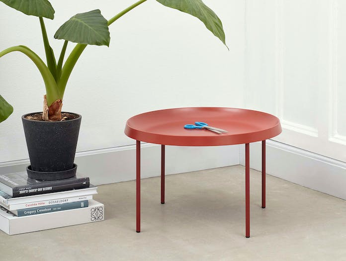 Hay Tulou Coffee Table Orange
