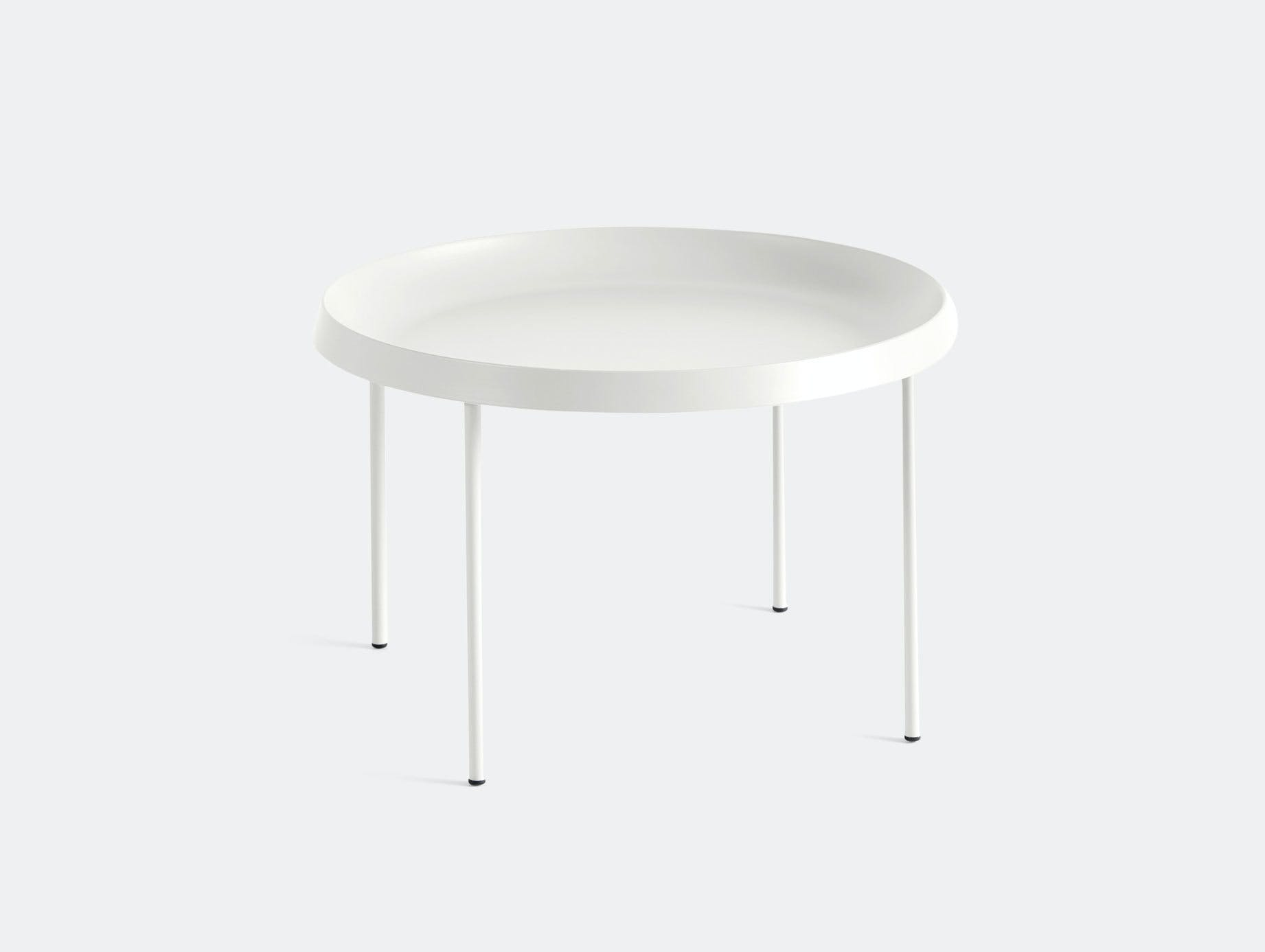 Hay Tulou Coffee Table White Gam Fratesi