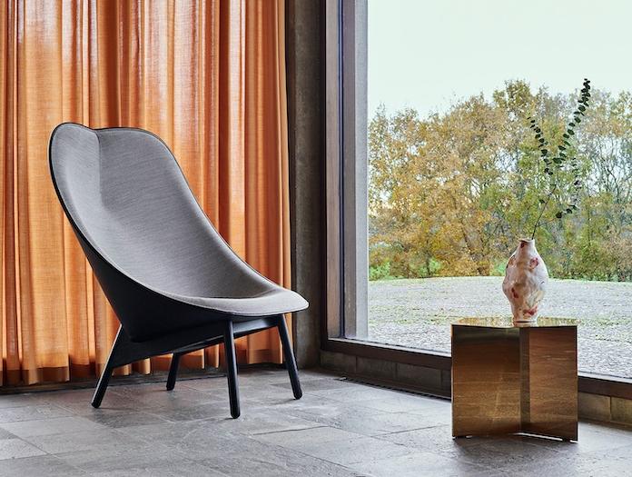 Hay Uchiwa Lounge Chair 1 Doshi Levien