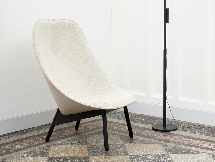 Hay Uchiwa Lounge Chair 3 Doshi Levien