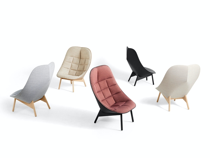 Hay Uchiwa Quilt Lounge Chair family 02