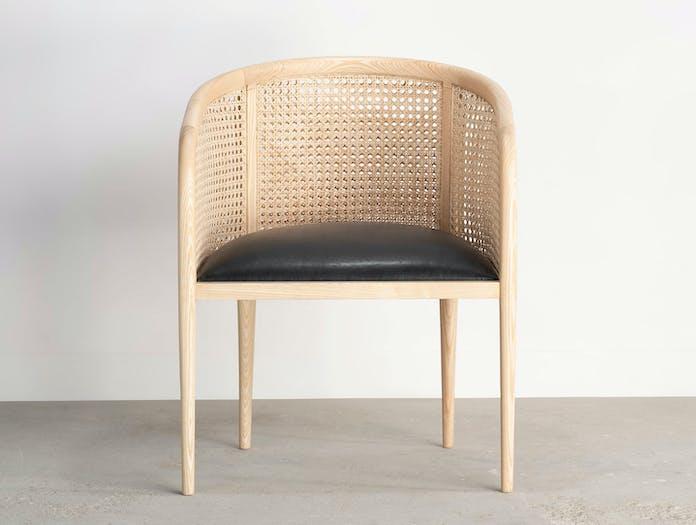 Kam Ce Kam Mera Chair natural ash front