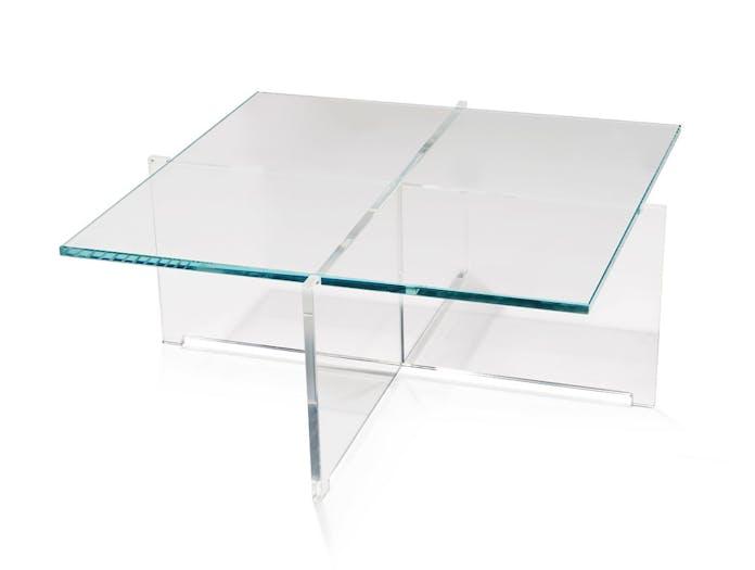 Karakter Cross Plexi Coffee Table 1 Bodil Kjaer