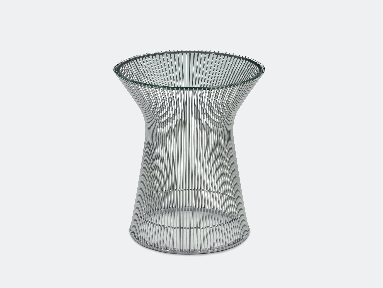 Knoll Platner Side Table glass