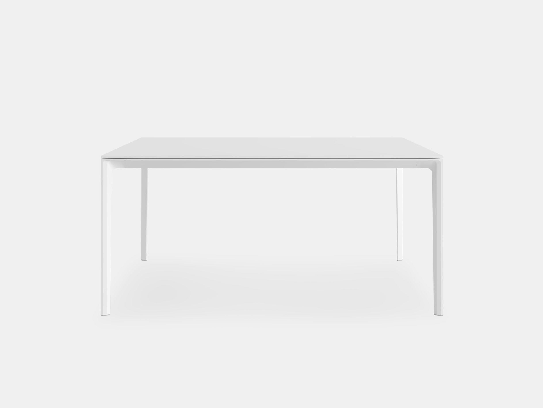 Lapalma Add T Square Table White HPL