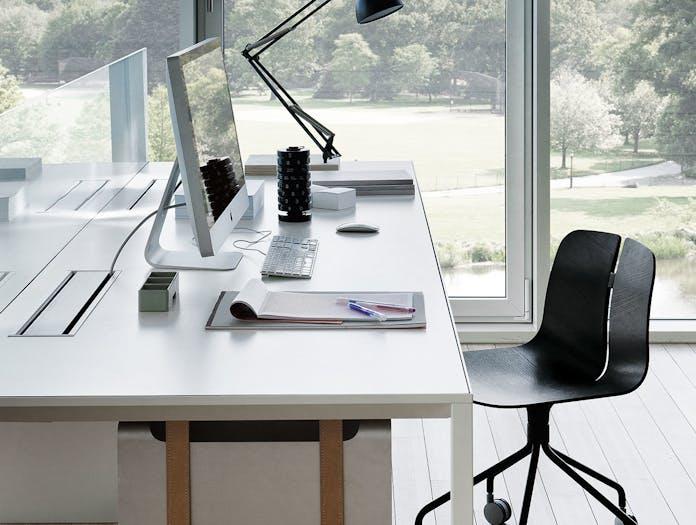 Lapalma Frame Table desk Romano Marcato