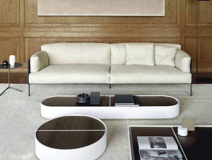 Living Divani greene sofa 2