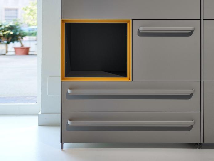 MDF Italia Handle Sideboard detail 11 Bruno Fattorini