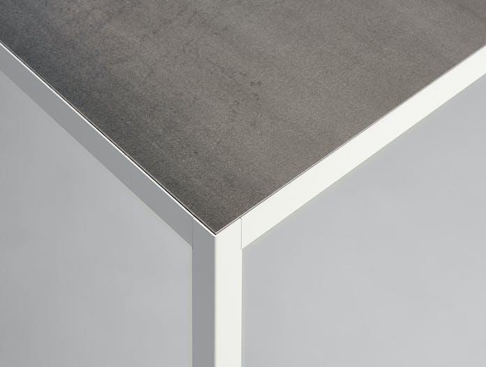 MDF Italia LIM 3 0 Table ceramic detail 2 Bruno Fattorini