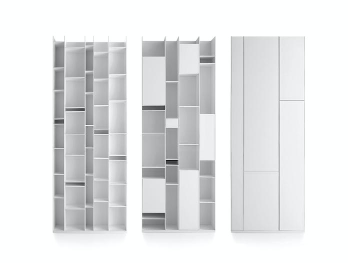 MDF Italia Random Shelves Box Cabinet Neuland Industriedesign