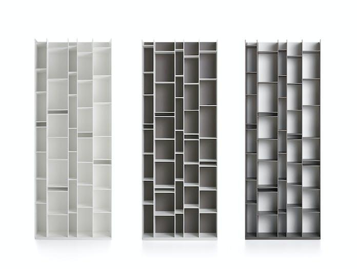 MDF Italia Random Shelves Neuland Industriedesign