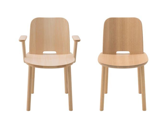 Maruni Fugu Dining Chairs Jasper Morrison
