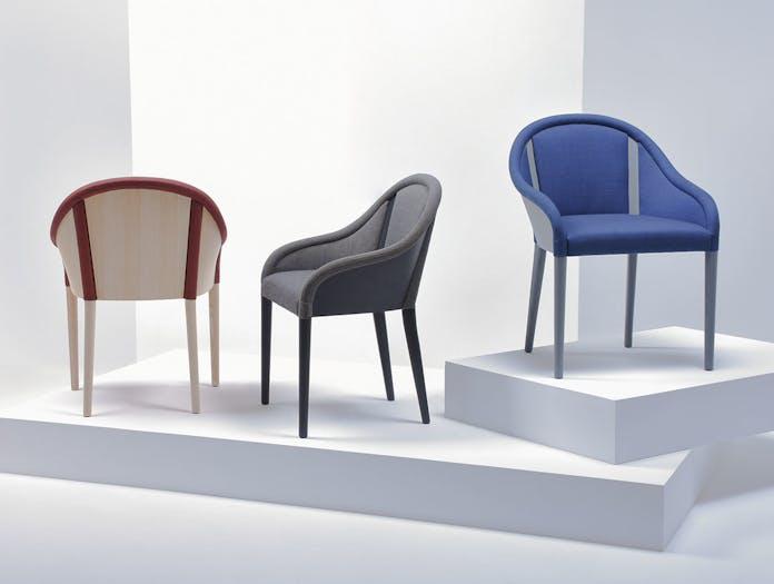 Mattiazzi Bienvenue Chairs Inga Sempe