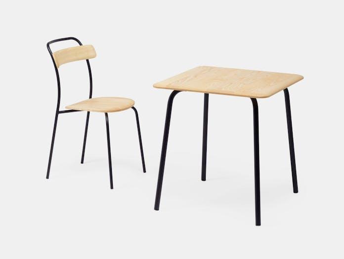 Mattiazzi Forcina Chair Table Ash Leon Ransmeier