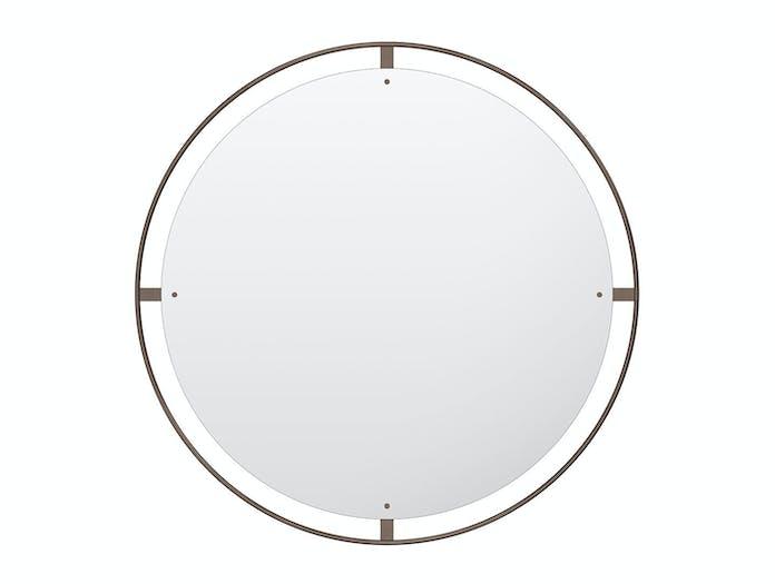 Menu Nimbus Mirror bronzed brass 110