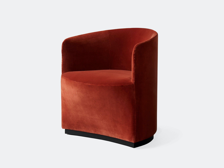 Menu Tearoom Club Chair velvet Nick Ross