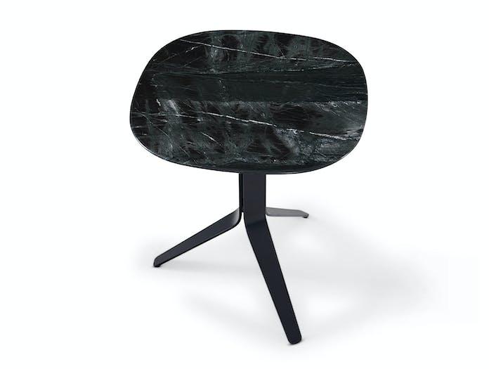 Montis Dante side table Nero Bernini Granite top Geert Koster